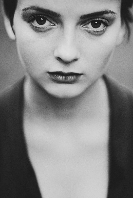 Sokya Portrait Photo by Photographer Eugene Kukulka