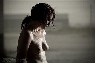 Solemn And Rain Artistic Nude Photo by Photographer nsphoto