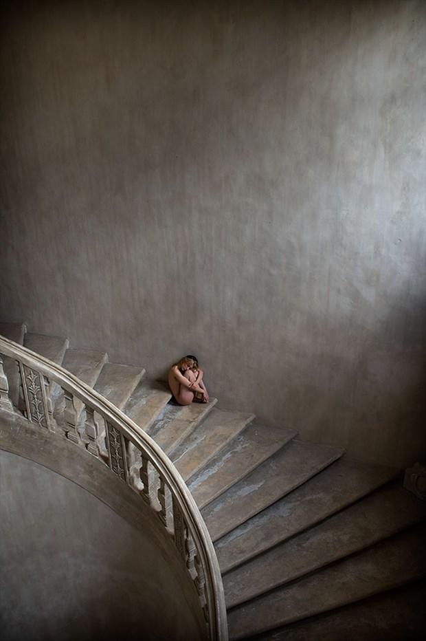 Solitude Artistic Nude Photo by Photographer Ciaran