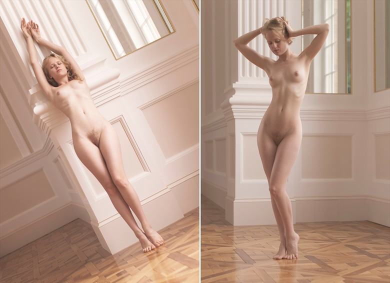 Someday my prince will come Artistic Nude Photo by Photographer Roger Mann