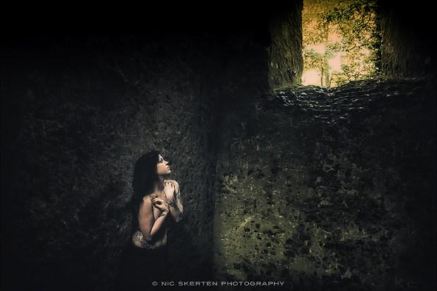 Somerton I Artistic Nude Photo by Photographer nicnic