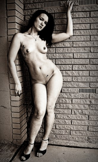 Sophia At A Glance Artistic Nude Photo by Photographer Jananda1