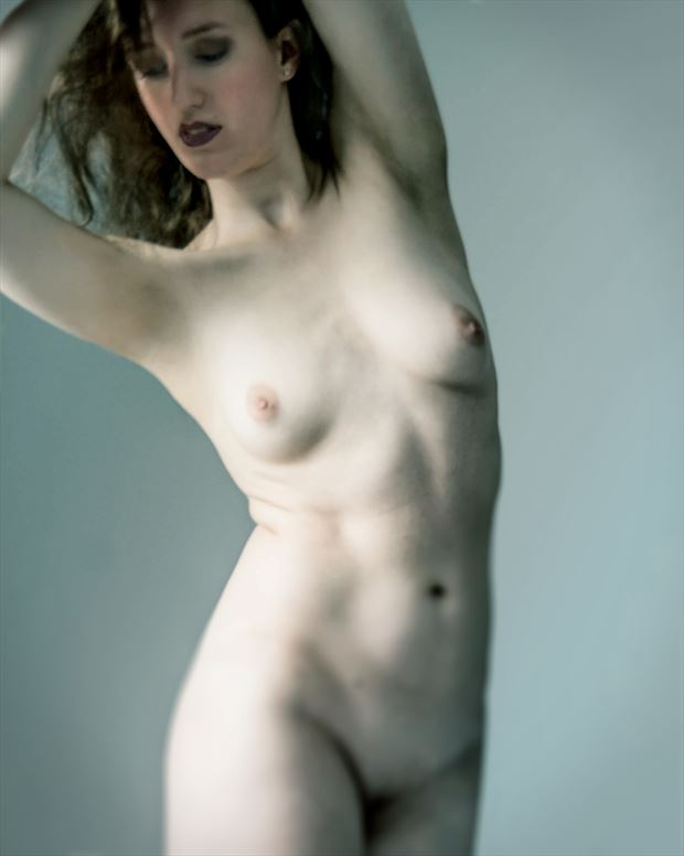 Sophie Artistic Nude Photo by Photographer George Ekers