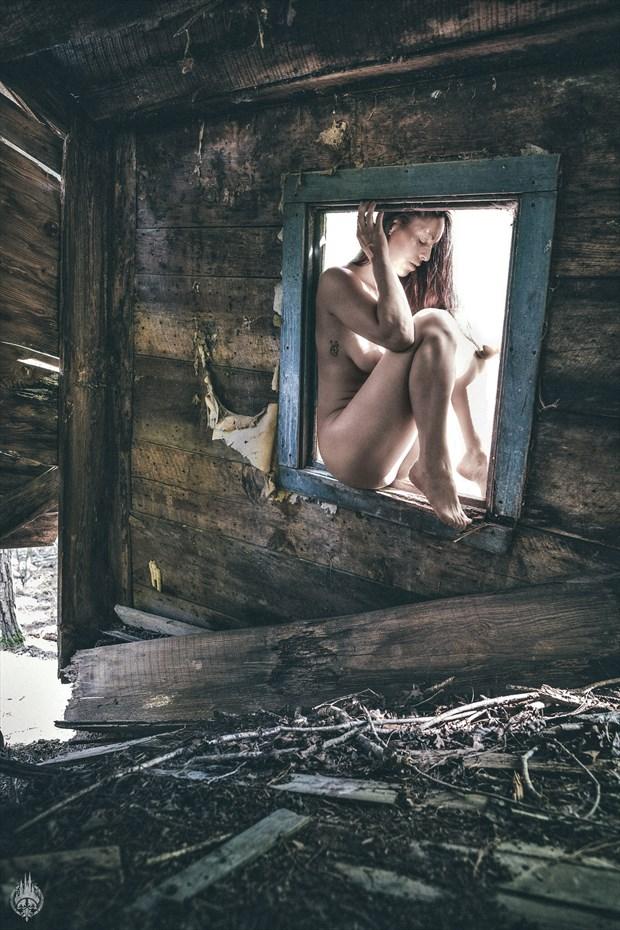 Sorrow. Artistic Nude Photo by Model BellaB33