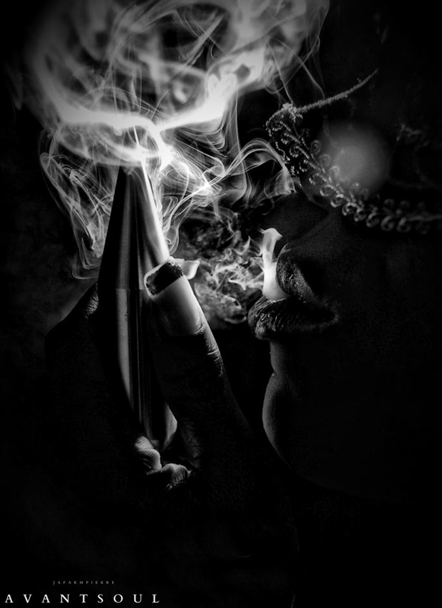 Soul Abstract Photo by Photographer JAFAR M PIERRE