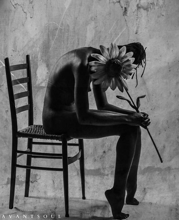 Soul Artistic Nude Photo by Photographer JAFAR M PIERRE