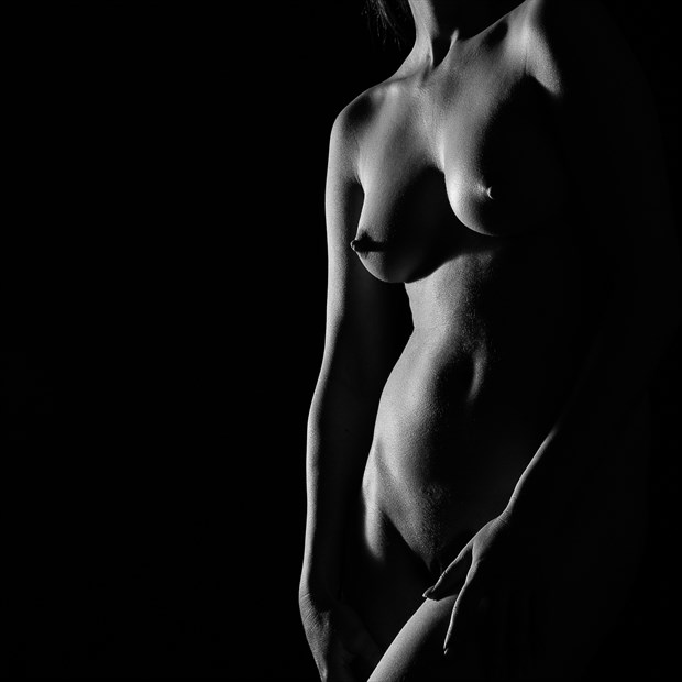 Soul Shadows Artistic Nude Photo by Photographer BodhiAnand