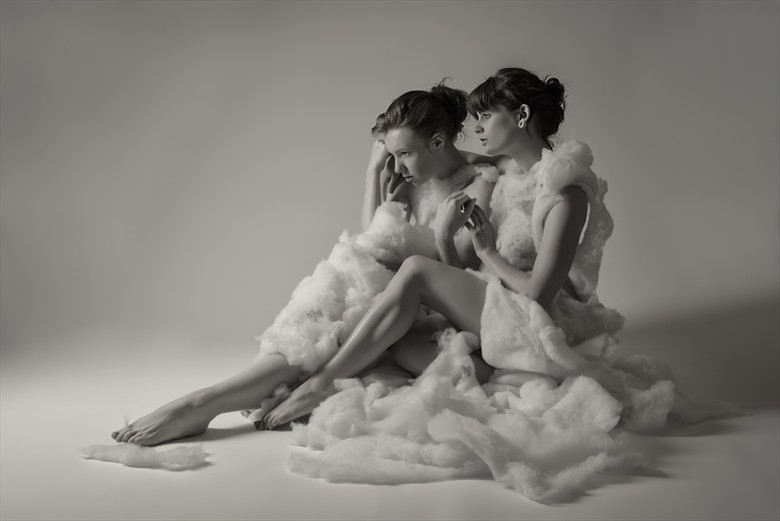 Soul Sisters Experimental Photo by Photographer Rascallyfox