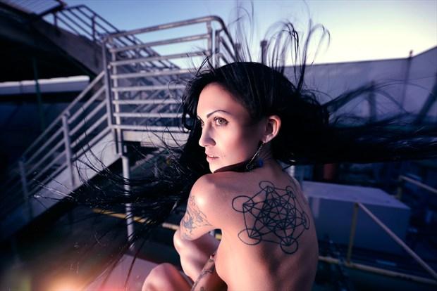 Sourcery Artistic Nude Artwork by Photographer Mindplex