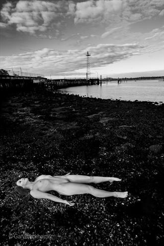 Southampton Debris Artistic Nude Photo by Model Helen Stephens