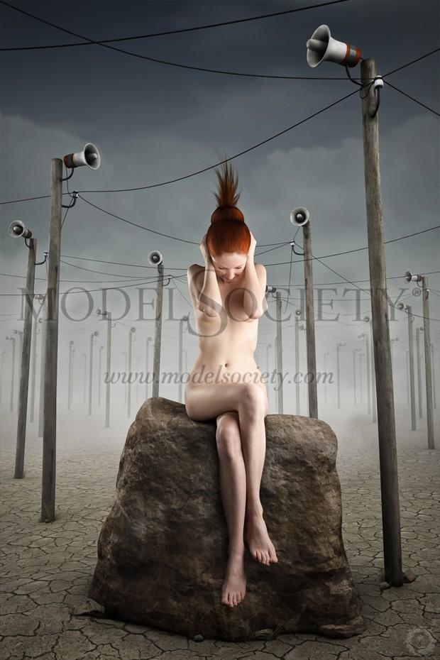 Speaking poles Artistic Nude Photo by Photographer RAichy