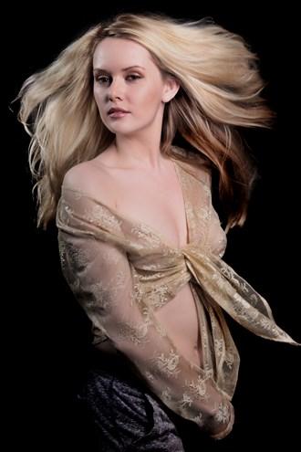 Spinning her spell Studio Lighting Photo by Photographer Micky Thompson