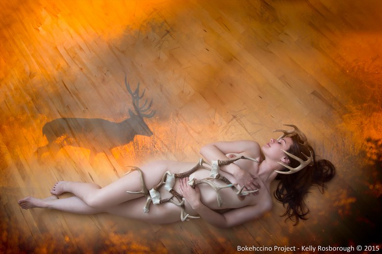 Spirits of the land Artistic Nude Photo by Photographer Bokehccino Project