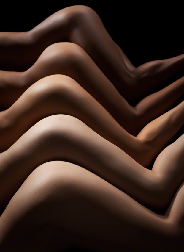 Spooning Artistic Nude Photo by Photographer Craig C