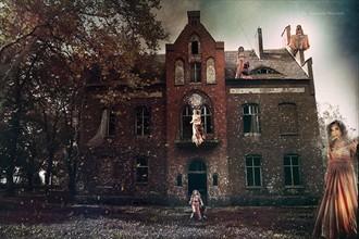 Spopielone Dusze Surreal Artwork by Photographer Katarzyna Wieczorek