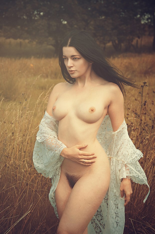 Spring Goddess Artistic Nude Photo by Photographer Calandra Images