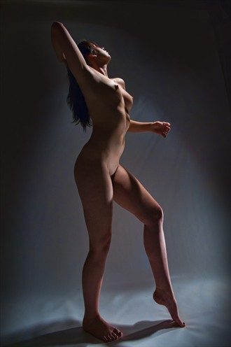 Standing in the light Artistic Nude Photo by Photographer pmurph