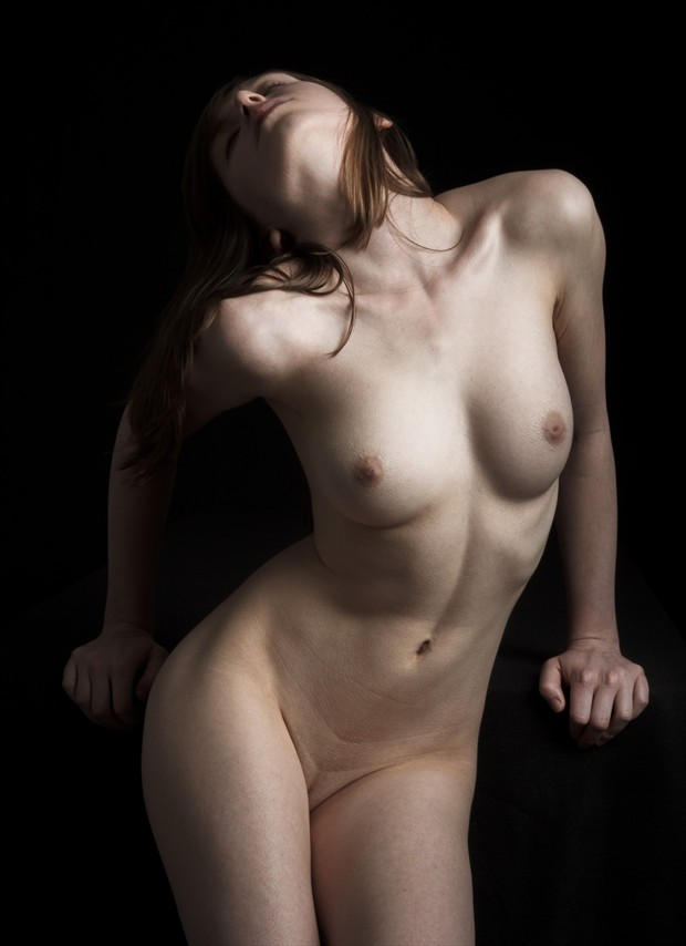 Standing with Attitude Artistic Nude Photo by Photographer rick jolson
