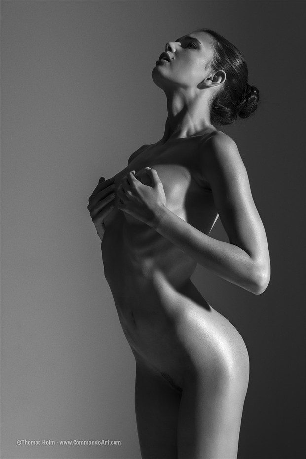 Stasis Artistic Nude Photo by Photographer CommandoArt