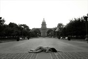 State Capital Denver, CO Artistic Nude Photo by Model Ceara Blu