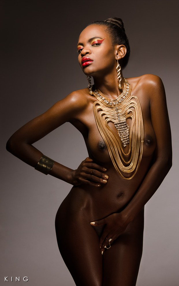 Statement Piece Artistic Nude Photo by Photographer Terry King