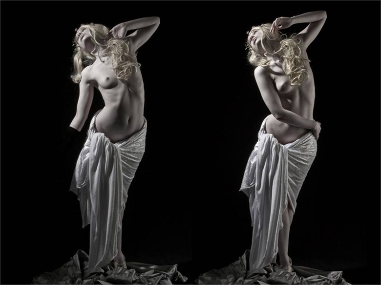 Statuesque Artistic Nude Photo by Photographer GreenEye