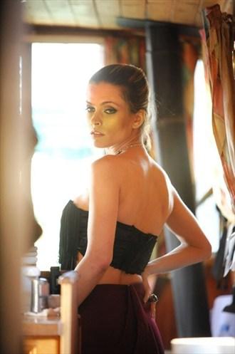 Stefania  Portrait Photo by Photographer Simon