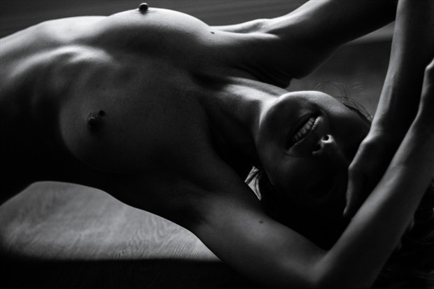 Stefano Brunesci Artistic Nude Photo by Model Joanna