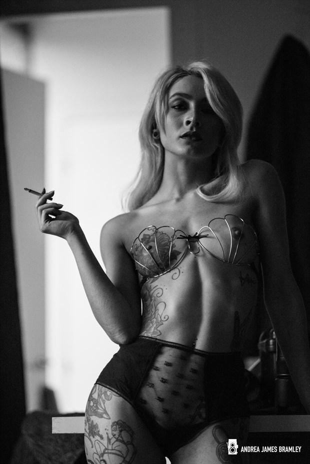 Stella di Plastica Artistic Nude Photo by Photographer andreajamesbramley
