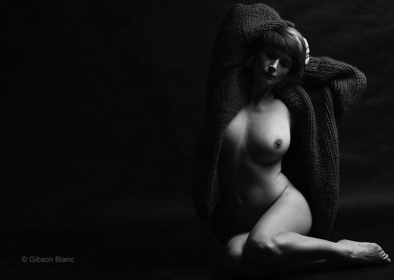 Stephanie Artistic Nude Photo by Photographer Gibson