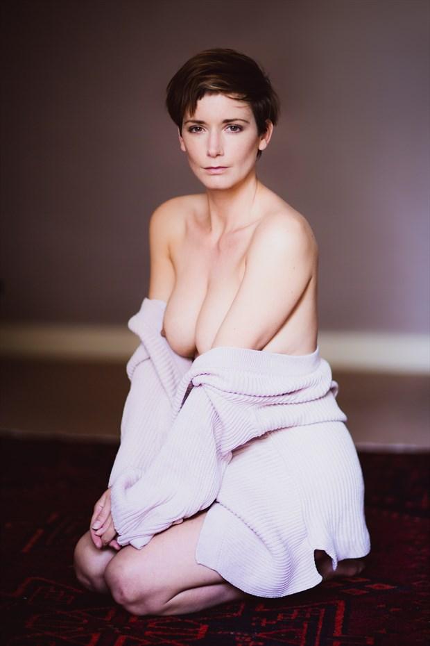 Stephanie Dubois Artistic Nude Photo by Photographer GerardChillcott