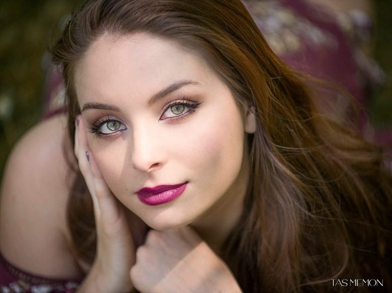 Stephanie Sensual Photo by Photographer Tas Memon