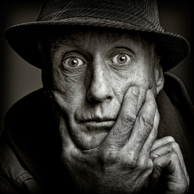 Stephen Portrait Photo by Photographer Rossomck