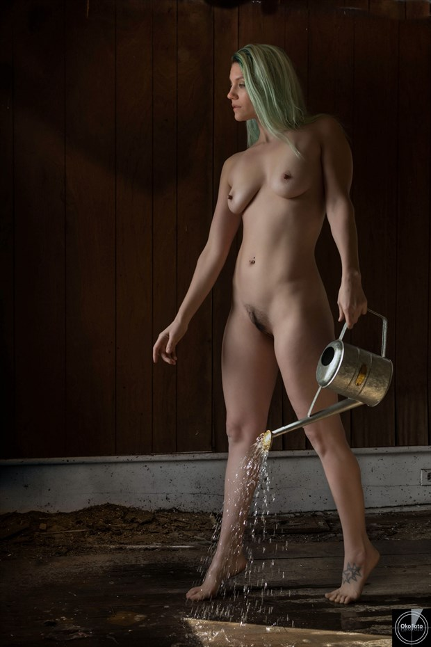 Stereotomy Artistic Nude Photo by Model Satya