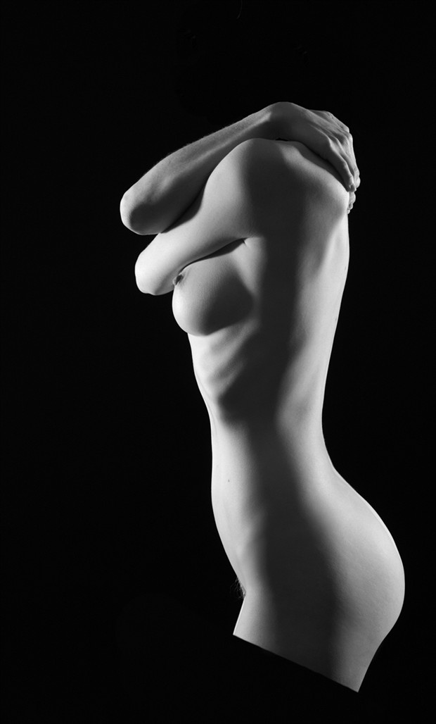 Steve Young Artistic Nude Photo by Model Joanna