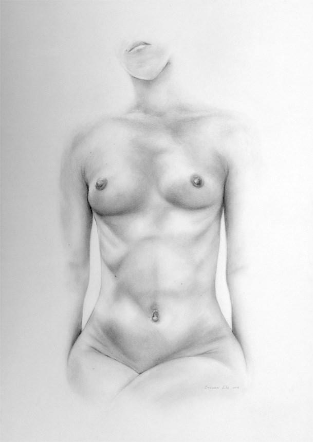 Steven (25 02 2018) Artistic Nude Artwork by Artist StevenEls