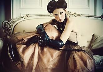 Still Doll Fashion Photo by Photographer Roxy Emary