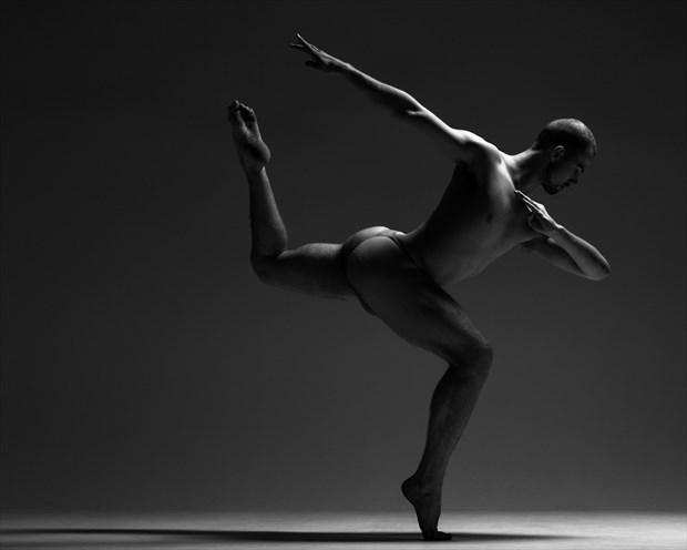 Still Expressive Portrait Photo by Photographer Michael Jenkins