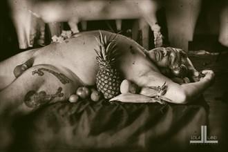 Still Life Artistic Nude Photo by Model David L