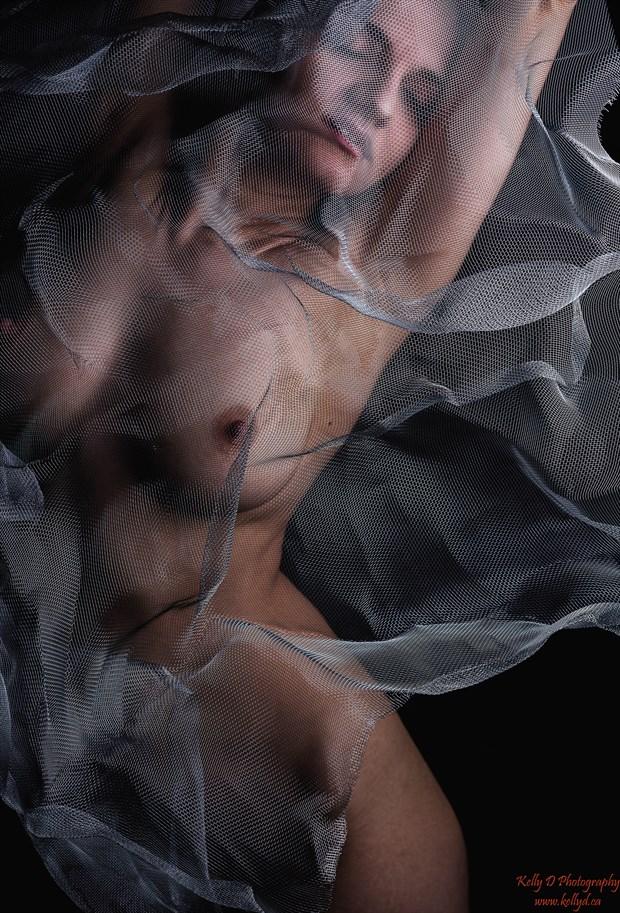 Stillness speaks Artistic Nude Artwork by Model Diana Revo