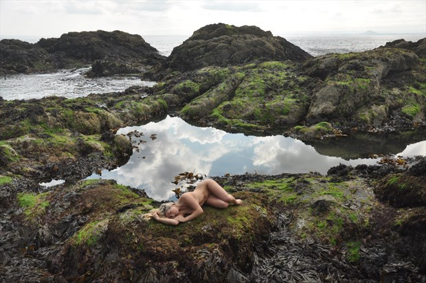 Stranded Artistic Nude Photo by Photographer Calandra Images