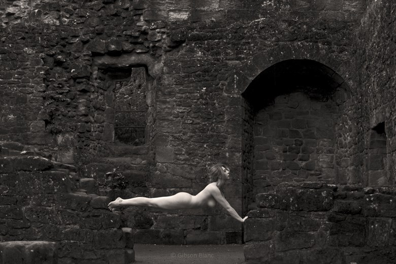 Strength Artistic Nude Photo by Photographer Gibson