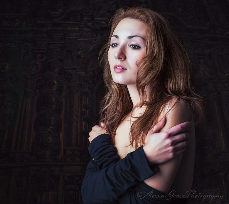 Strength Sensual Photo by Photographer AlexxaGrace