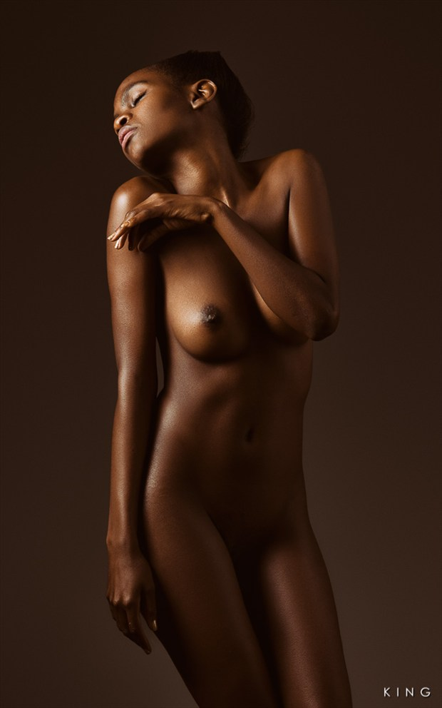 Stretching   2 Artistic Nude Photo by Photographer Terry King