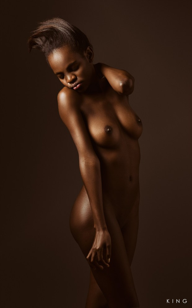 Stretching   4 Artistic Nude Photo by Photographer Terry King