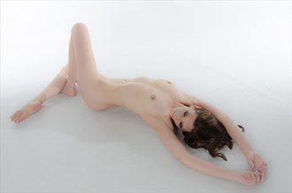 Stretching Artistic Nude Photo by Photographer Utah Bohemian