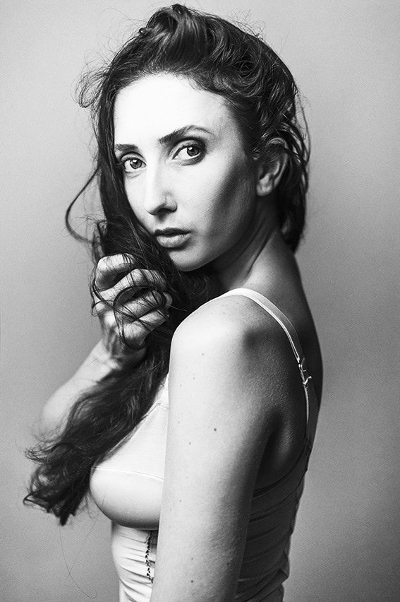 Studio Lighting Fashion Photo by Model Anoush A