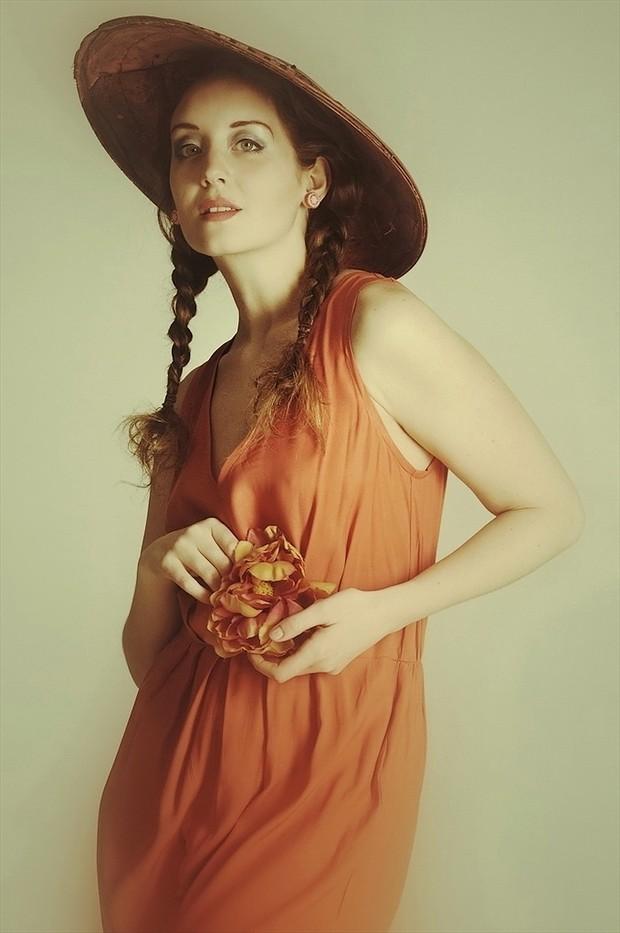 Studio Lighting Fashion Photo by Photographer Karen Jones