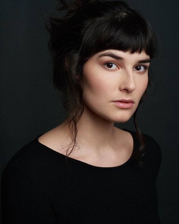 Studio Lighting Portrait Photo by Model Mayatihtiyas