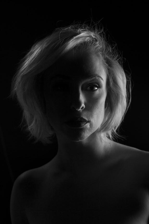 Studio Lighting Portrait Photo by Photographer Michael Kelly DeWitt